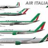 Air Italia | Concept Liveries