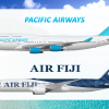 Pacific Airways | Air Fiji | 2016
