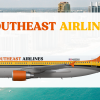 Southeast Airlines A310 | 1987