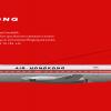 1960. De Havilland Comet 4C, VR-HLA
