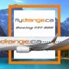 FlyOrange Boeing 737-800