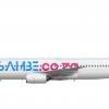 Asambe Boeing 737-800
