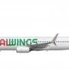 ItalWings Boeing 737-800