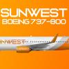 SunWest Boeing 737-800 (N882PX)
