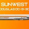 SunWest Douglas DC-9-30 (N326PH)