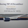 787 Dreamliner Private jet