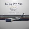 Private 757 livery