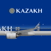 Kazakh Airways A321LR | P4-ANA
