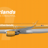 Air Netherlands Airbus A320 | PH-ABA