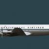 Pancontinental Airlines livery 1948-1959 | Douglas DC-6B