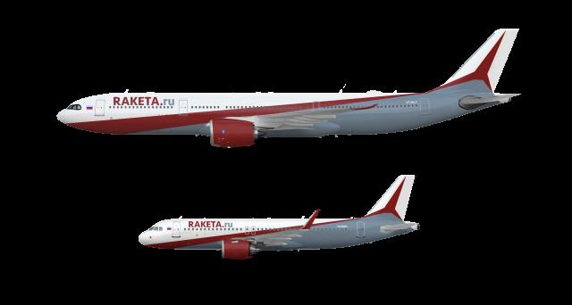 Raketa both planes