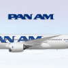 "Boeing 787-8 Pan Am N410PA ""Clipper Storm King"""