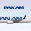 "Boeing 737-800 Pan Am N720PA ""Clipper Juan Trippe"""
