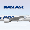 "Boeing 777-300ER Pan Am N821PA ""Clipper United States"""