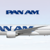 "Boeing 777-200LR Pan Am N320PA ""Clipper World Traveller"""