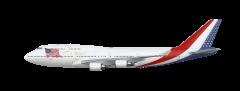 Boeing 747 400 UAT