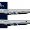 Boeing 747-400   1990
