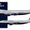 747-200CF & A300   1991-1994