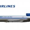 Boeing 727-200 | JA5597