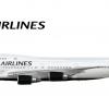 Boeing 747-400D | JA752N