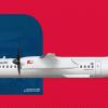"Bombardier Q400  | RP-C3929 | ""Municipality of Cainta"""