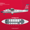 "de Havilland Canada DHC-6 Twin Otter | RP-C1920 | ""The Mini Juan"""