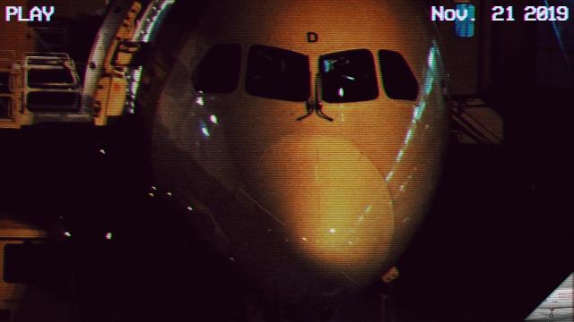 Time Traveling Etihad 787