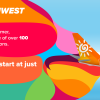 SunWest #GetFunked Campaign summer ad