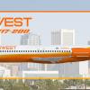 SunWest Boeing 717-200 (2005 - 2013)