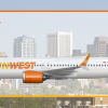 SunWest Boeing 737-8 MAX (2017 - Present)