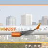 SunWest Boeing 737-800 (2016 - Present)