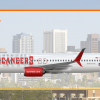 SunWest Boeing 737-800 (Tampa Bay Buccaneers Special Livery)