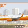 SunWest 737-800 (2005-2016)