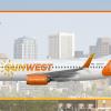 SunWest Boeing 737-700 (2016 - Present)