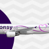 Allonsy Airlines Airbus A320