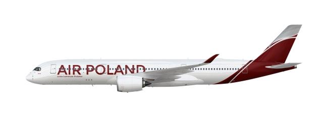 Airbus A350-900 | Air Poland