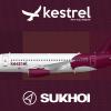 Kestrel | Sukhoi Superjet 100