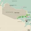 Map of Ras Al Qua