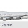 Boeing 747SP/HSC | 2013