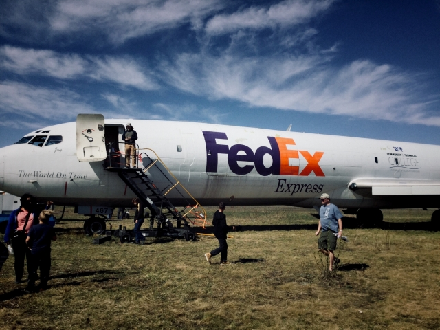 Fedex 727