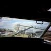 727 Cockpit view
