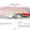 Royal Air Maroc B787 9 Dreamliner