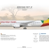Africa World Airlines Boeing 787 9 Dreamliner