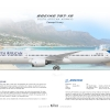South African Airways ''B787 10 Dreamliner ''Concept Livery''