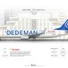 Pegasus Boeing B737 800(WL) ''Dedeman Livery''