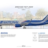 National Airlines Boeing 757 200
