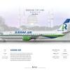 Rayani Air Boeing 737-400