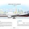 Air Canada B777 300ER ''New Livery Concept'' V2