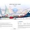 Azur Boeing 757 200 ''Land Of Legends''