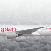 "Ethiopian Airlines Boeing 777-260LR ET-ANP ""The Victoria Falls"""